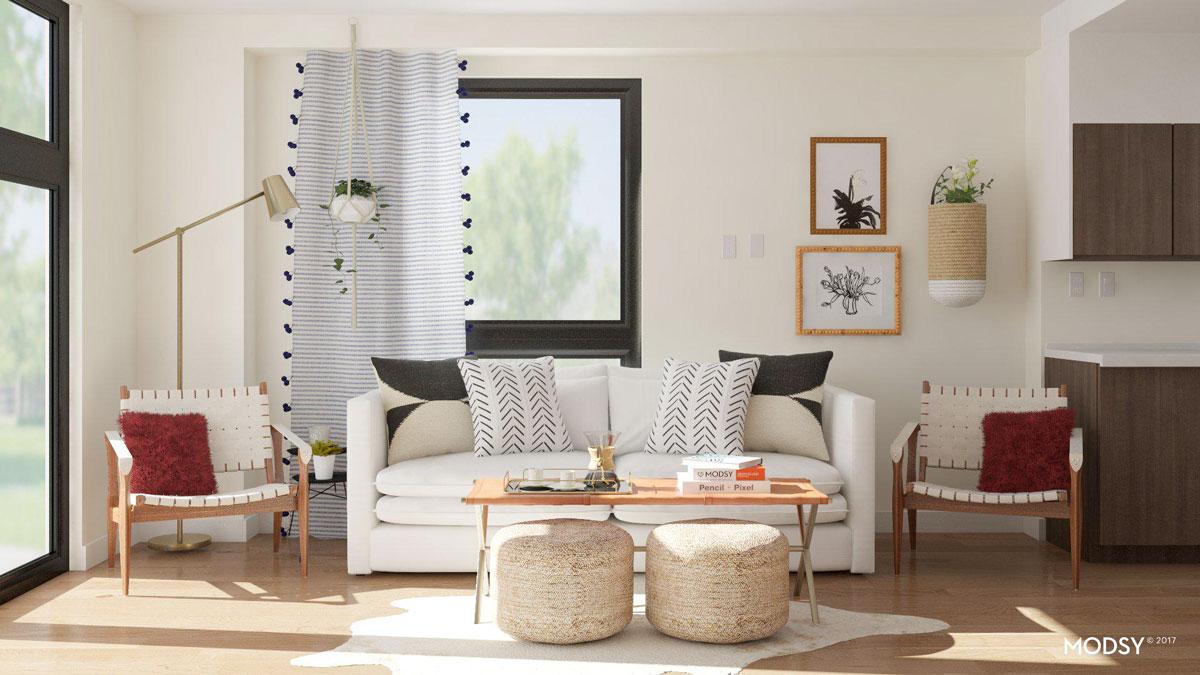 15 ideas how to upgrade and improve small living room set - Small studio apartment design ...