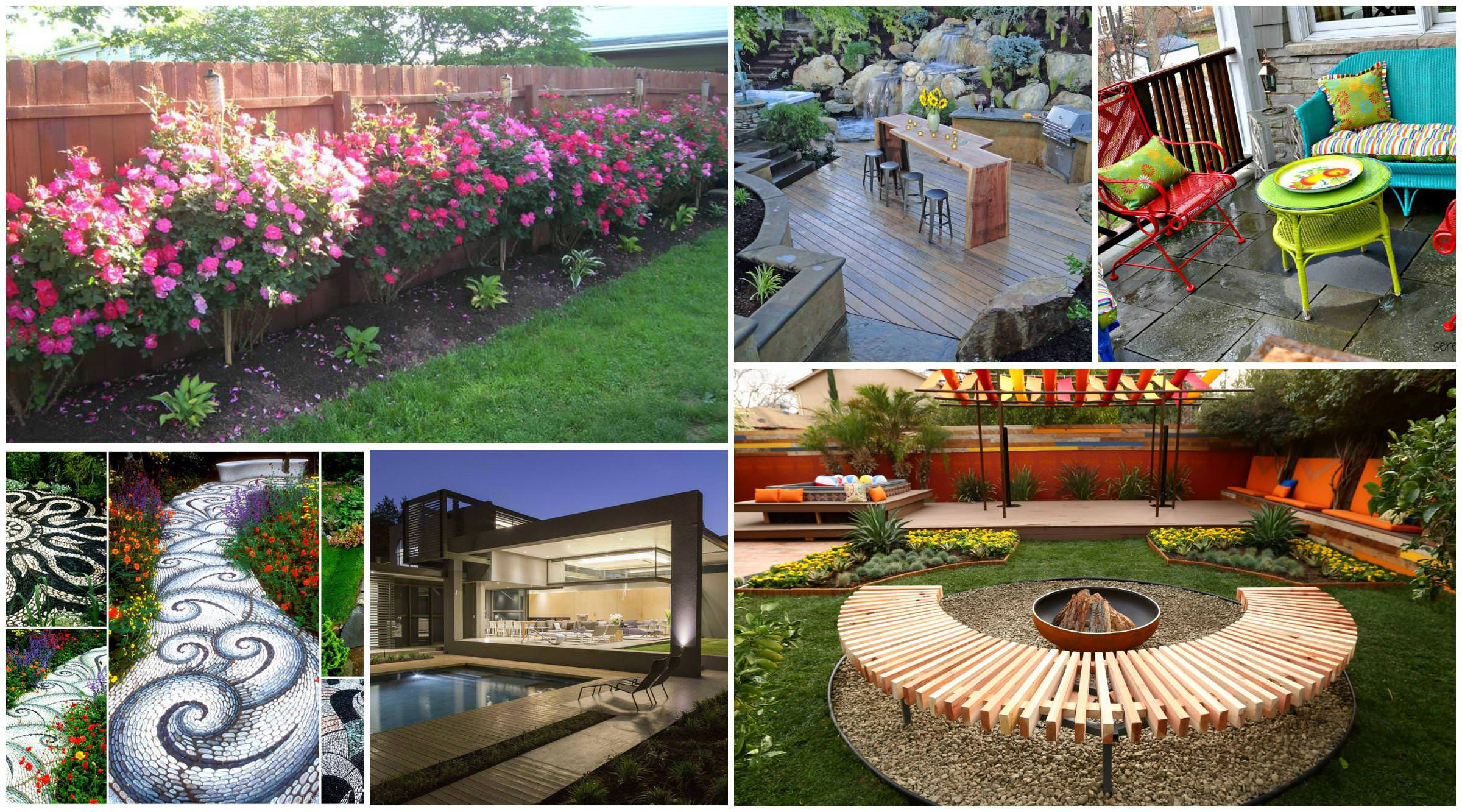 how to diy backyard landscaping ideas and tips lugenda with regard to 12 clever concepts of how to make diy backyard landscaping via Simphome.com