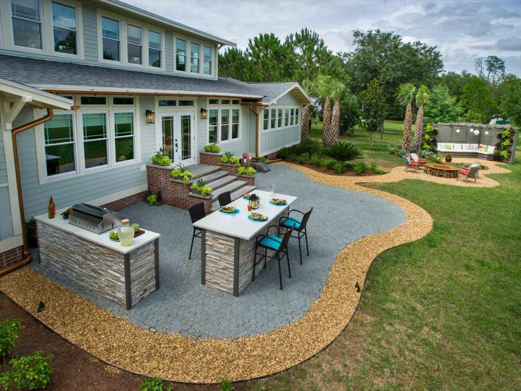 outdoors truly enjoyable summertime ventures with diy backyard regarding diy backyard landscaping via Simphome.com