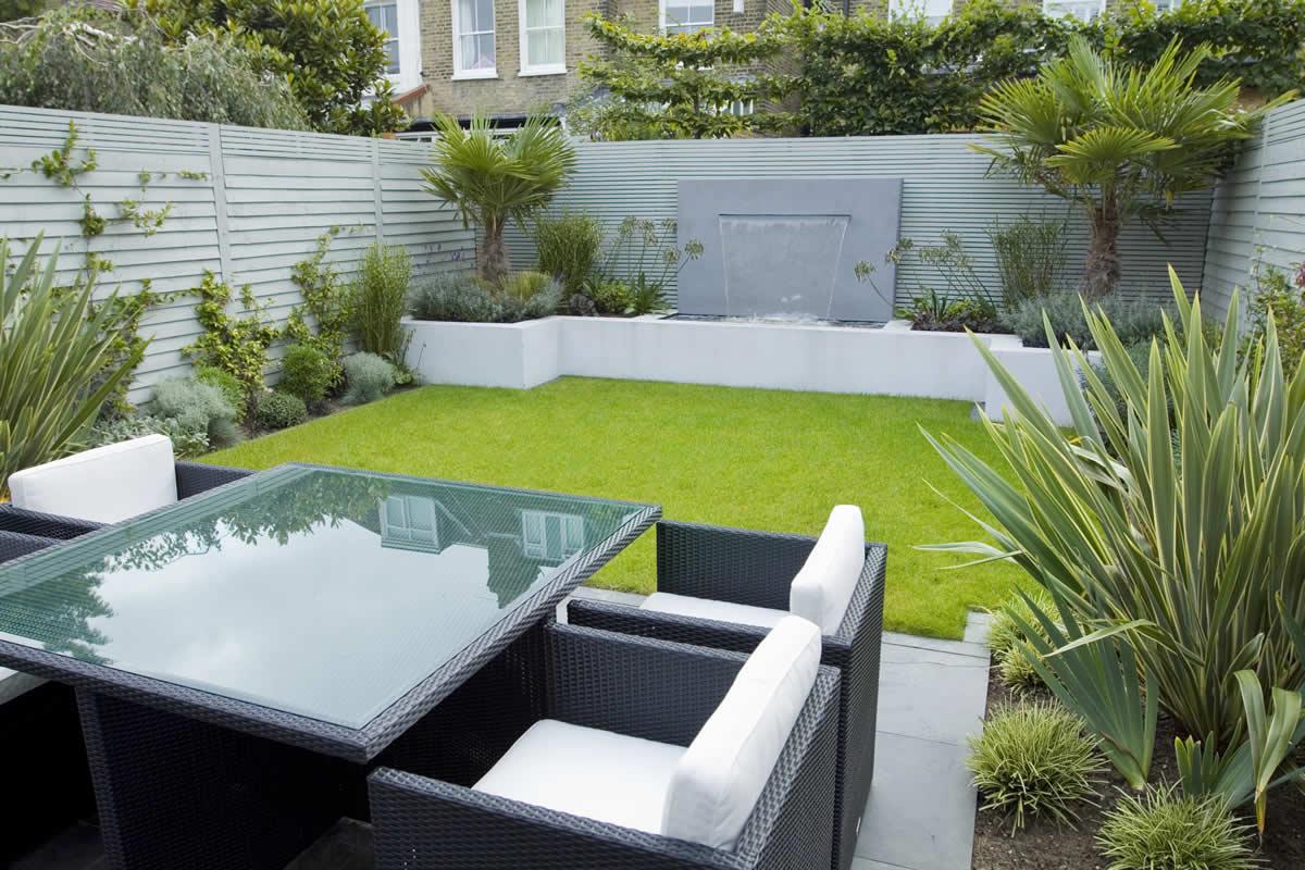 10.SIMPHOME.COM Modern garden