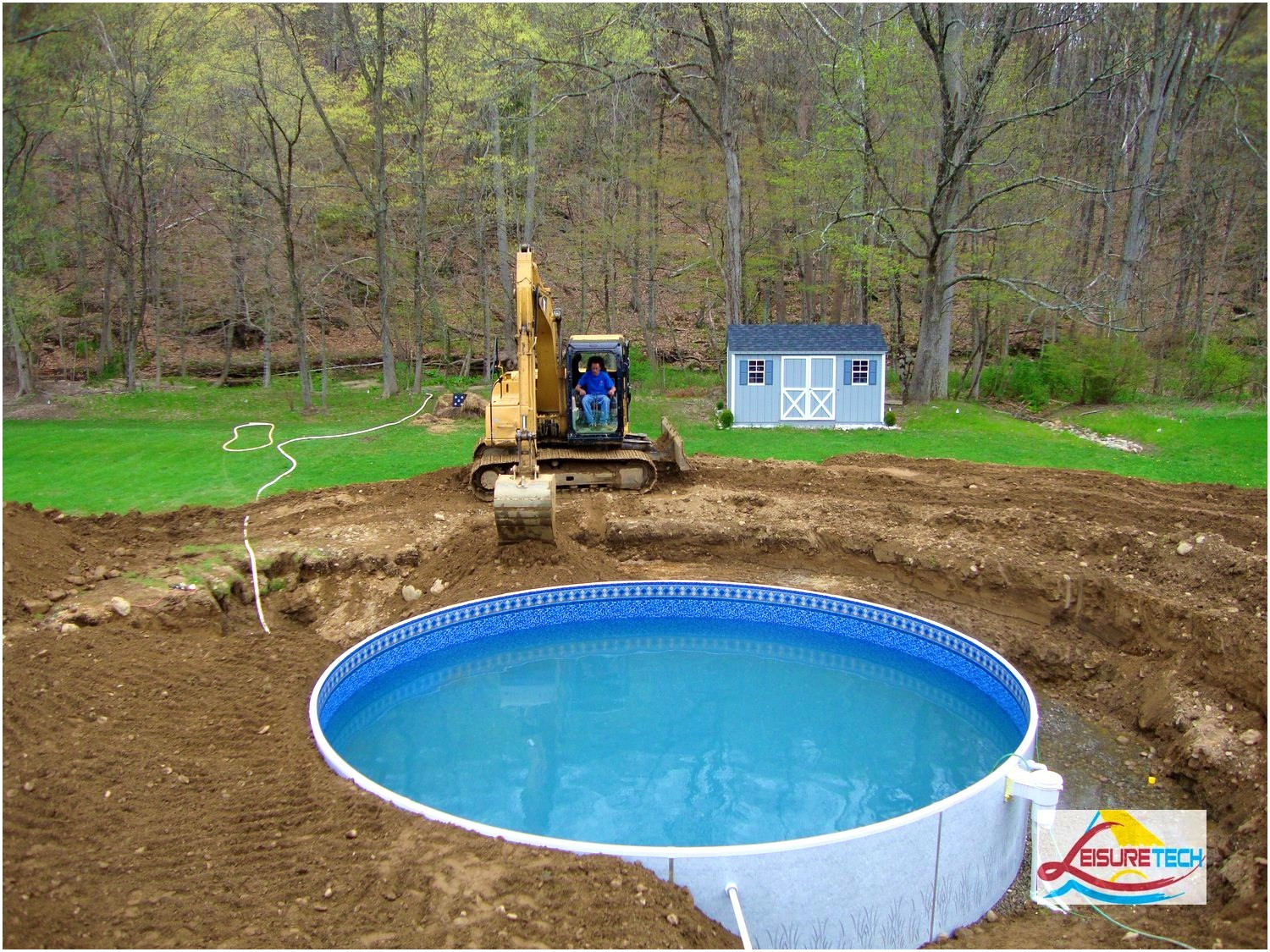 32 Above Ground Pool Landscaping Ideas Free