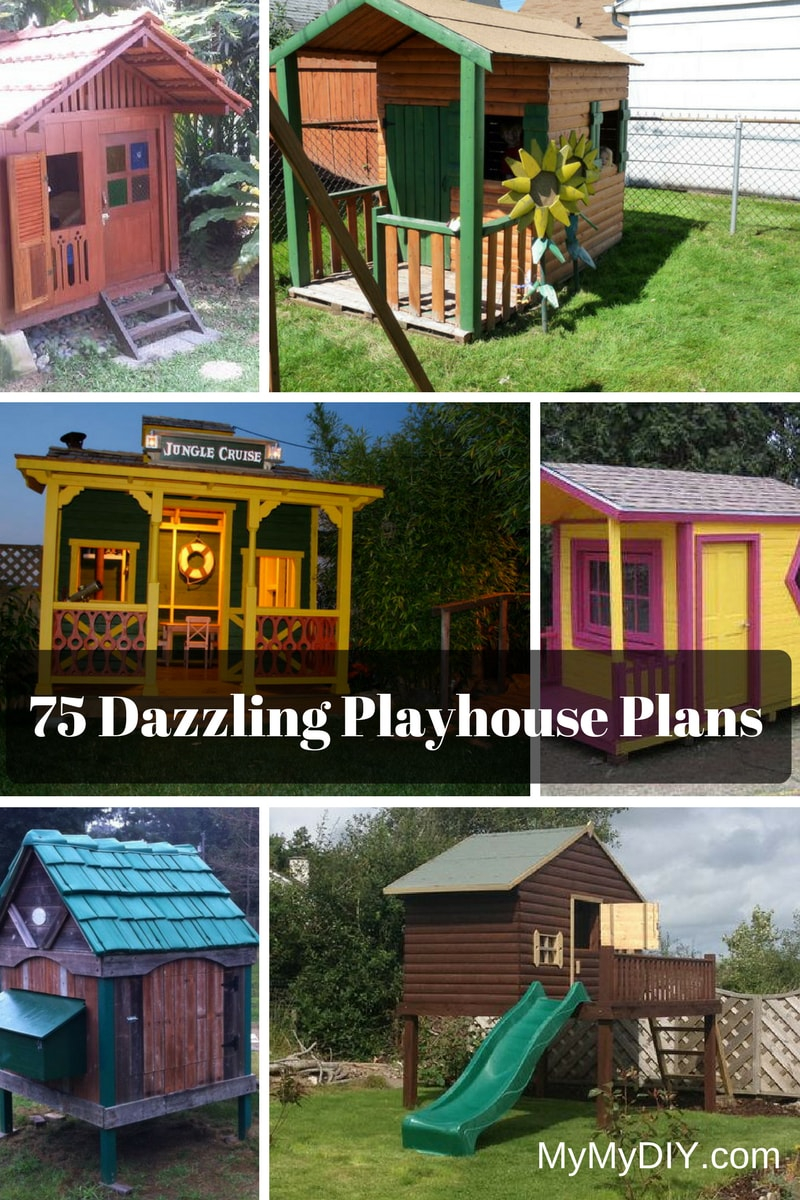 11.SIMPHOME.COM dazzling diy playhouse plans free mymydiy