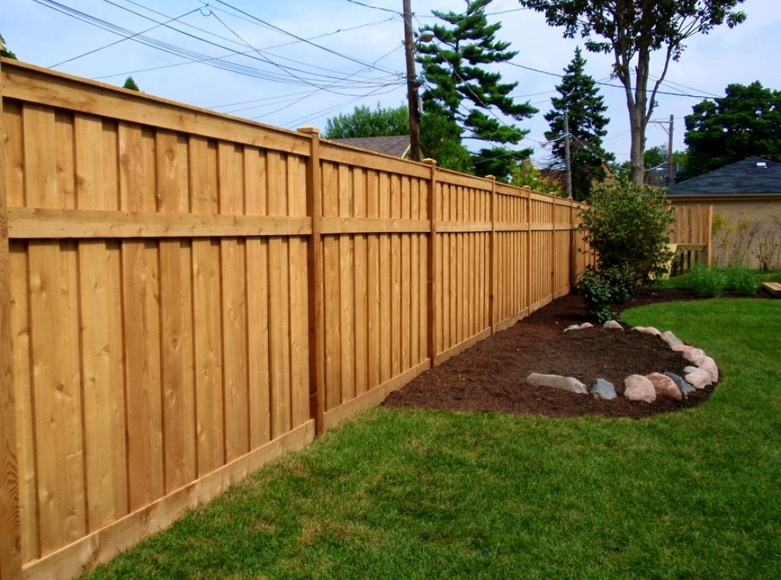 12.SIMPHOME.COM solid wood design privacy fencing ducksdailyblog fence privacy