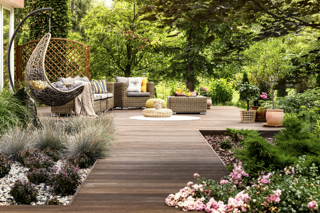 13.2.Backyard landscaping ideas for your home photos SIMPHOME.COM