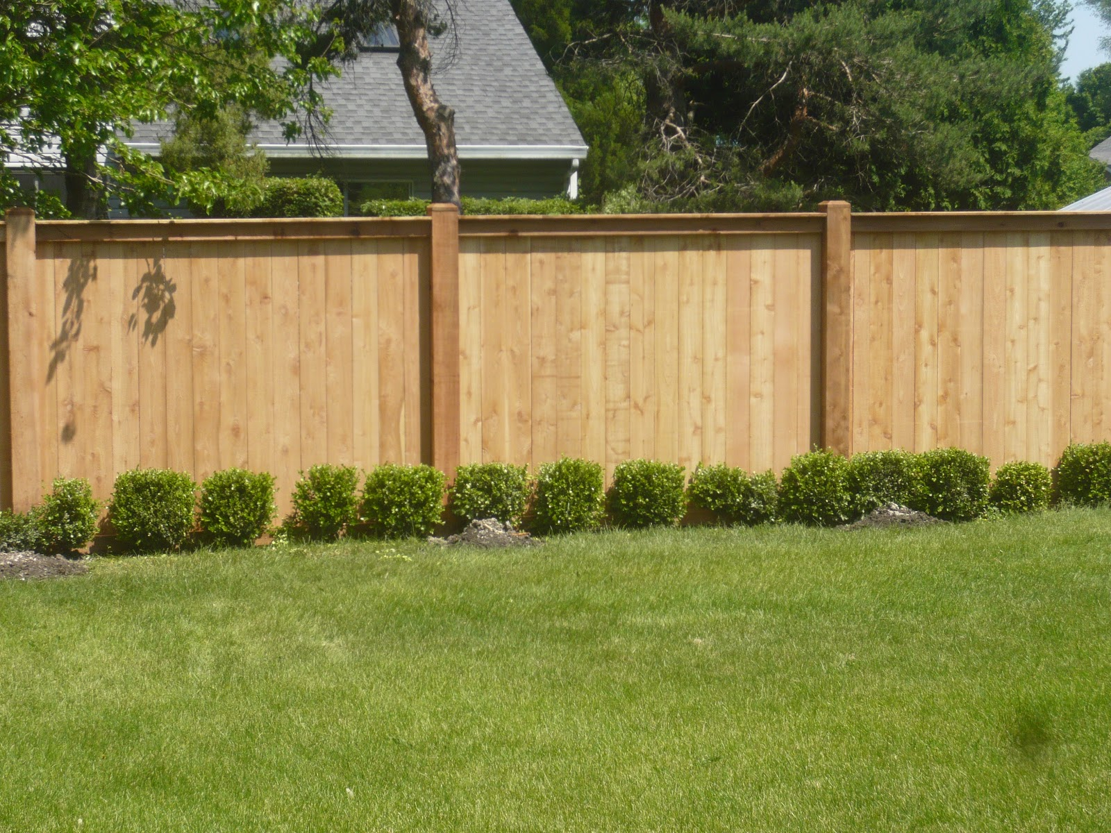 14.SIMPHOME.COM simple backyard fence ideas fence and gate ideas