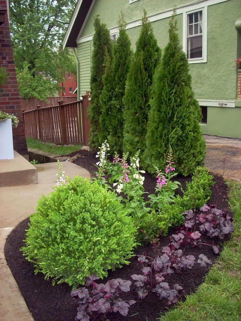 15.SIMPHOME.COM big tips and ideas to create backyard privacy landscaping