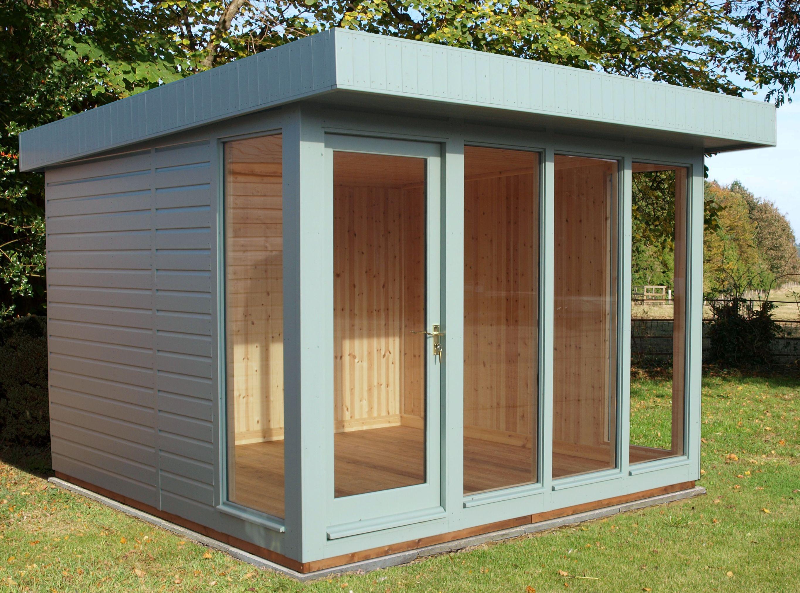 16.SIMPHOME.COM backyard shed designs contemporary garden sheds