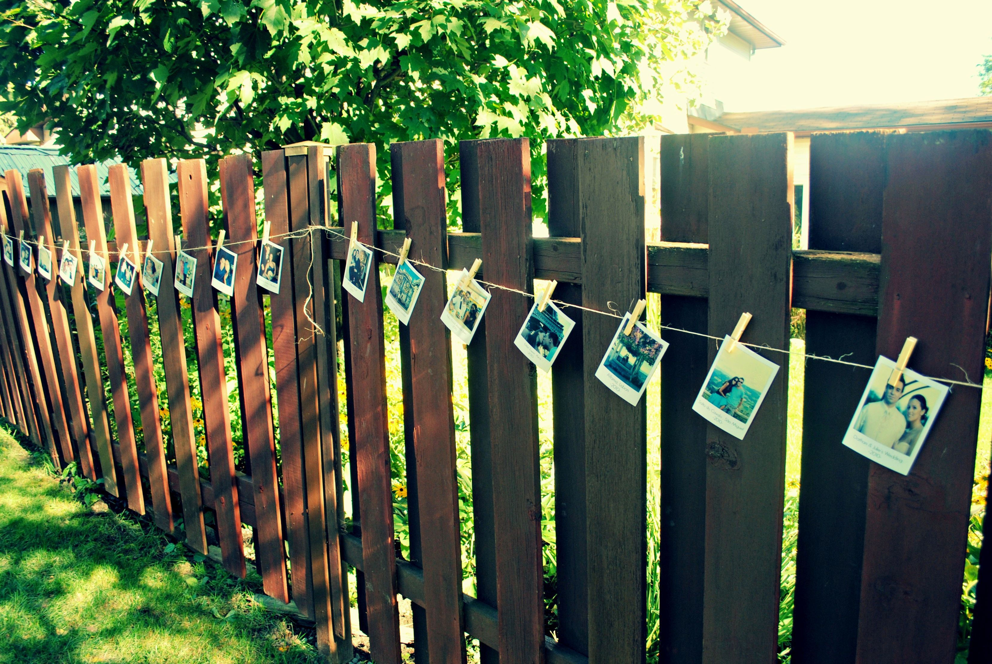 17.SIMPHOME.COM outdoor engagement party decoration ideas home romantic