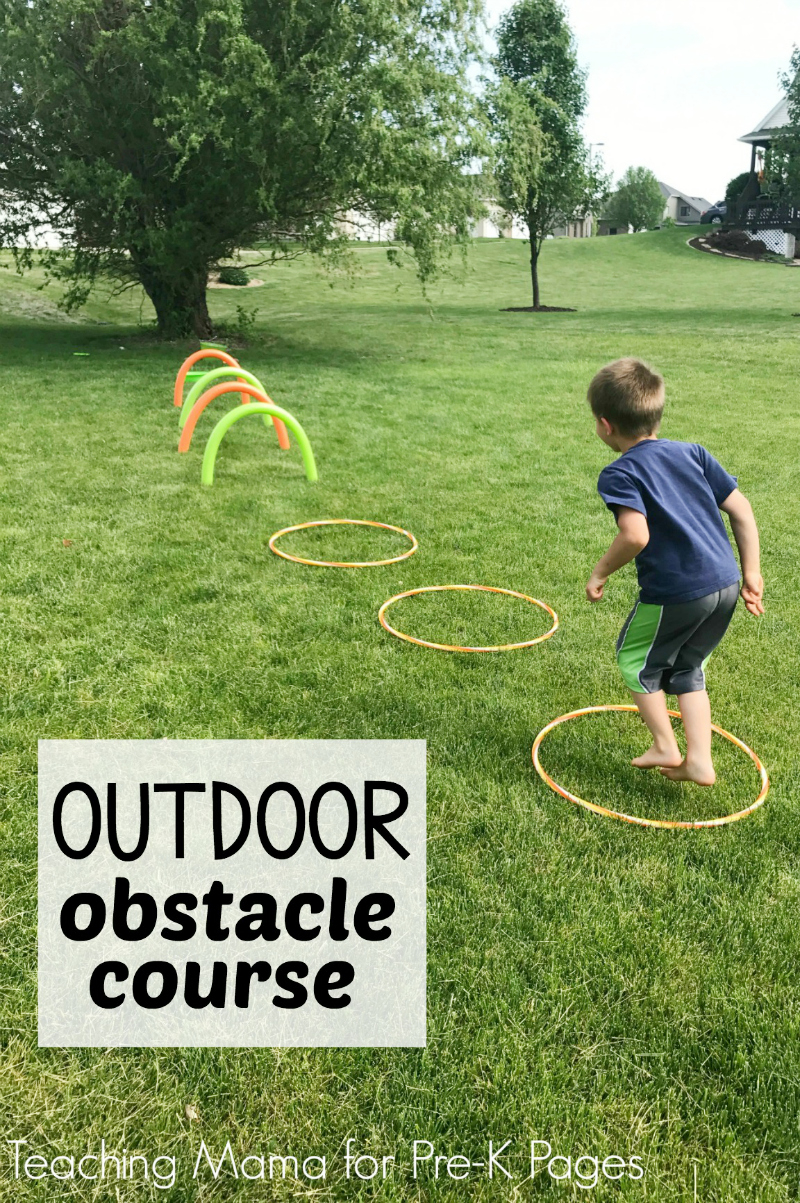 17.SIMPHOME.COM outdoor obstacle course pre k pages for backyard obstacle course