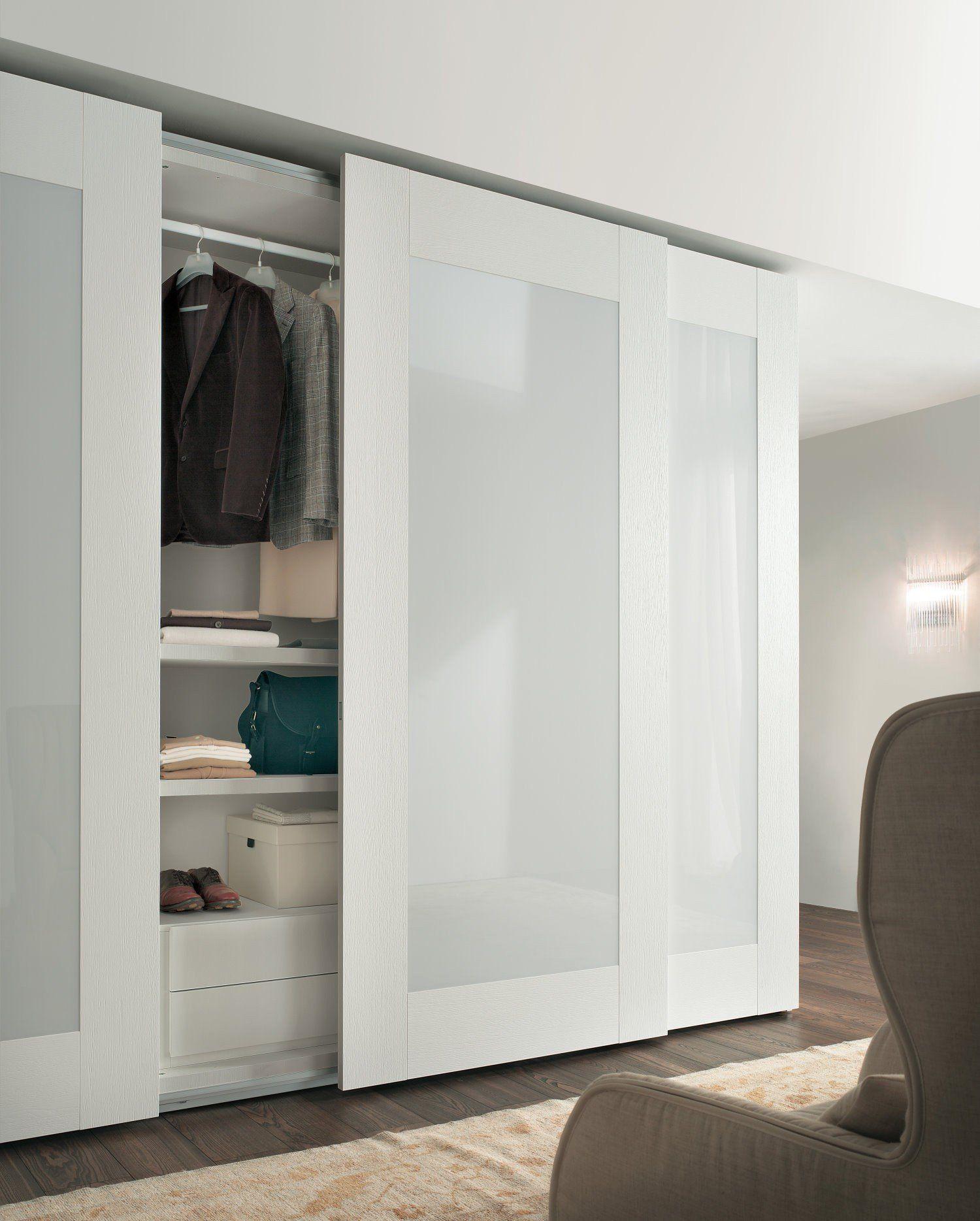 18.SIMPHOME.COM armadio scorrevole con ante a specchio mirror arredaclick