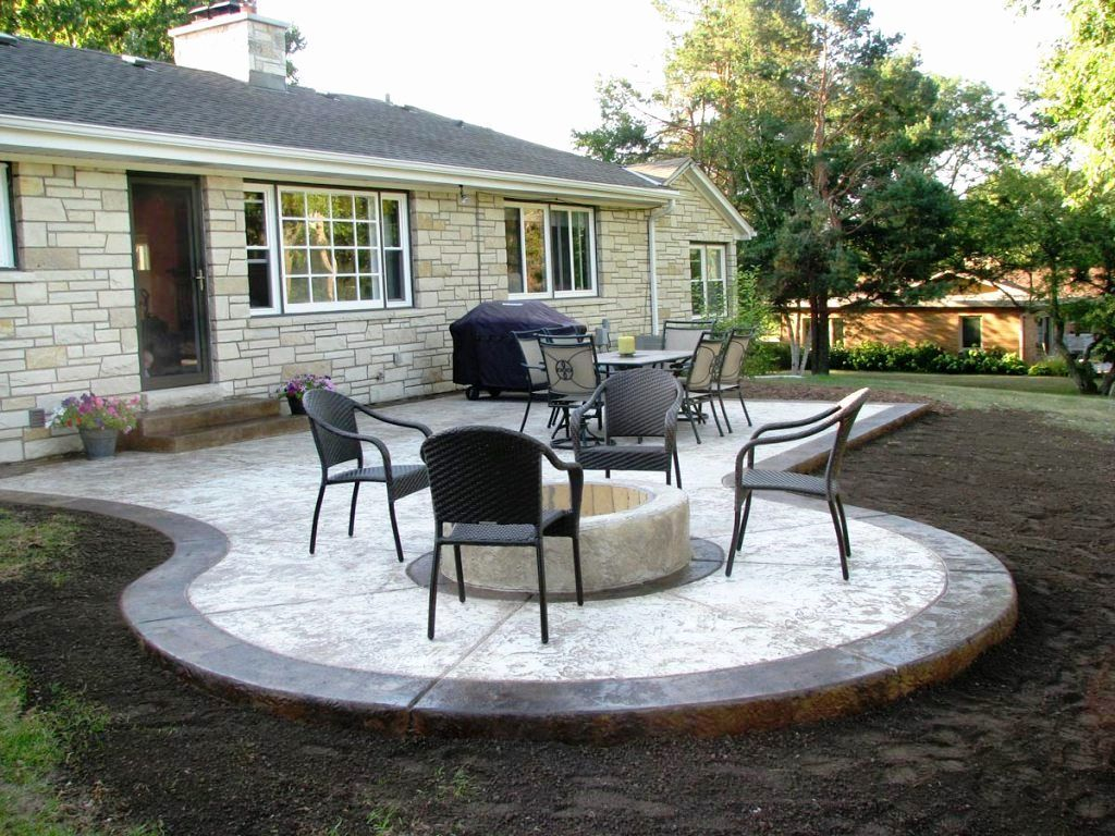 19.SIMPHOME.COM pin diamond mohamed on house in 2019 concrete patio designs