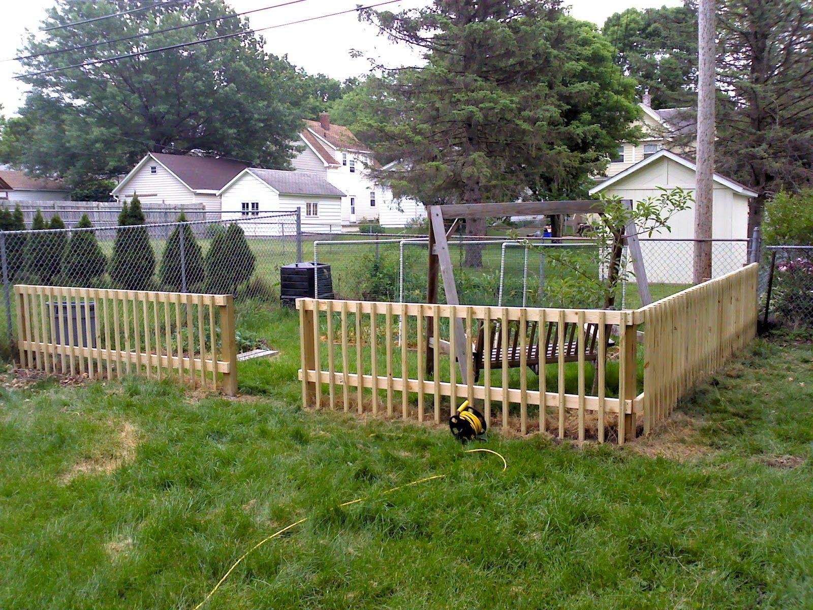 20.SIMPHOME.COM A wood fence ideas for backyard colors for your home DIY garden