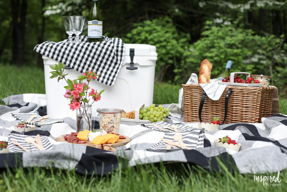 20.SIMPHOME.COM Picture perfect summer picnic ideas