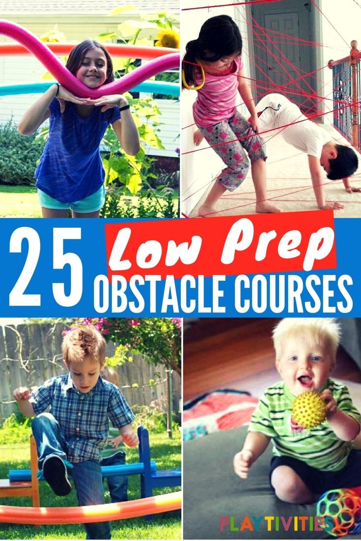21.Genius Tricks of How to Upgrade Backyard Obstacle Course Ideas VIA Simphome.com