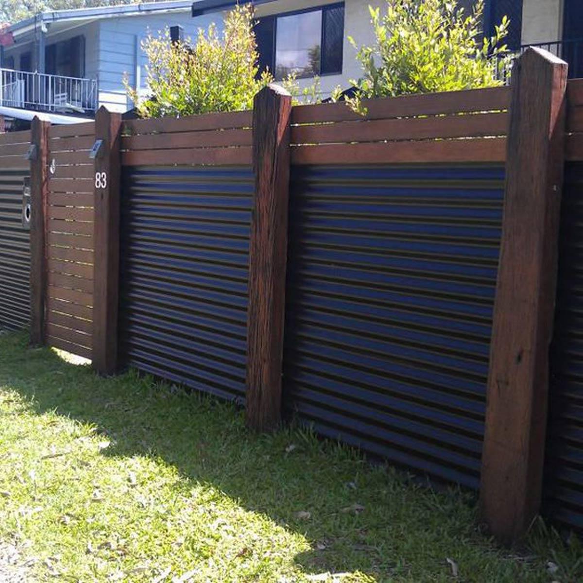 21.SIMPHOME.COM yard fencing 10 modern fence ideas family handyman