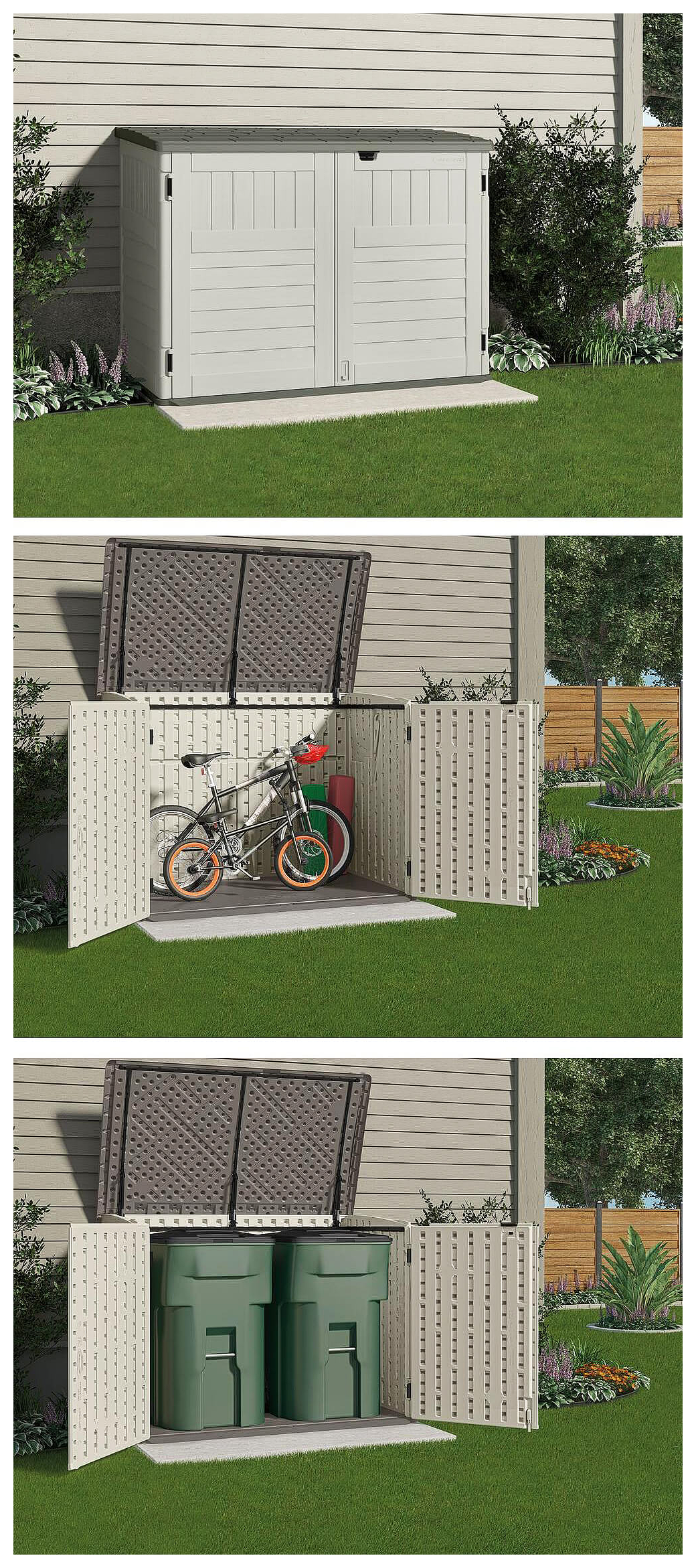 23..SIMPHOME.COM best small storage shed projects ideas and designs for 2022