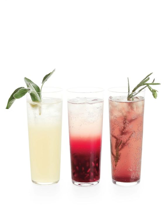 4.Serve Signature Mocktail via Simphome.com