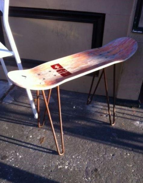 5. Side Table via SIMPHOME.COM