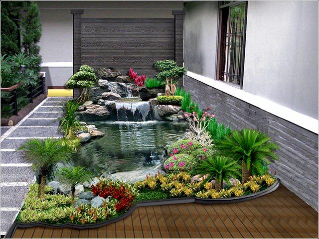 5.SIMPHOME.COM Minimalist garden