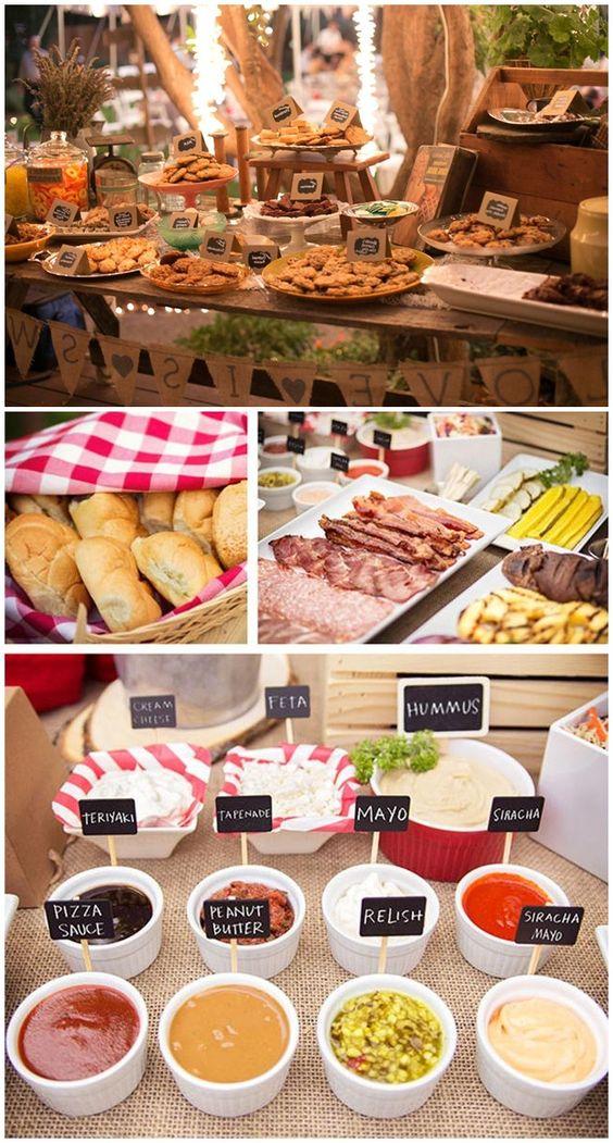 6. Dessert Engagement Party via SIMPHOME.COM