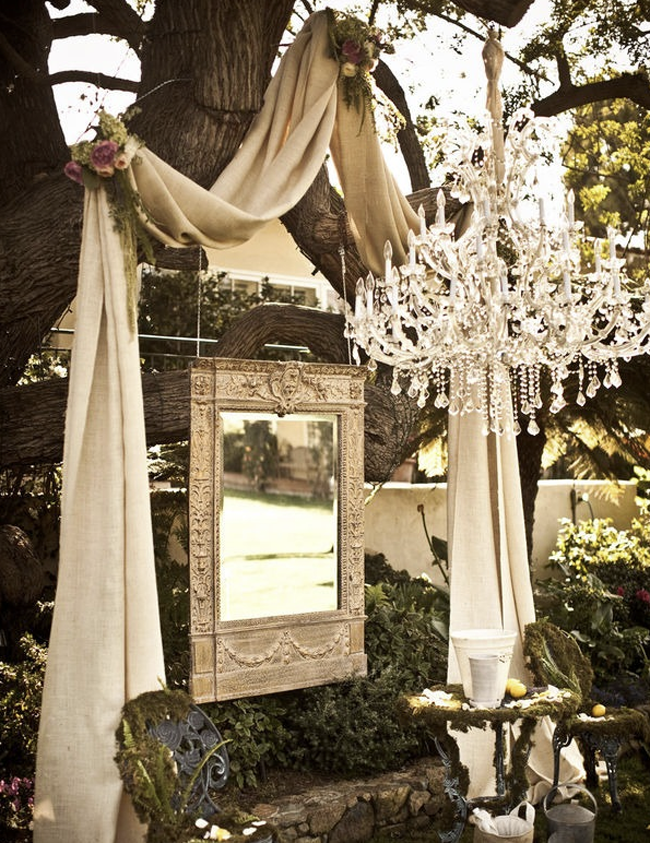 8. Aesthetic themed Engagement Party via SIMPHOME.COM