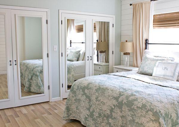 8.Hang mirrors via SIMPHOME.COM