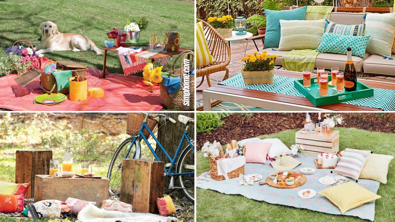 SIMPHOME.COM 10 Ideas how to craft backyard picnic ideas Featured Image