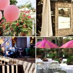 SIMPHOME.COM 10 Tricks of How to Build Backyard Engagement Party Ideas