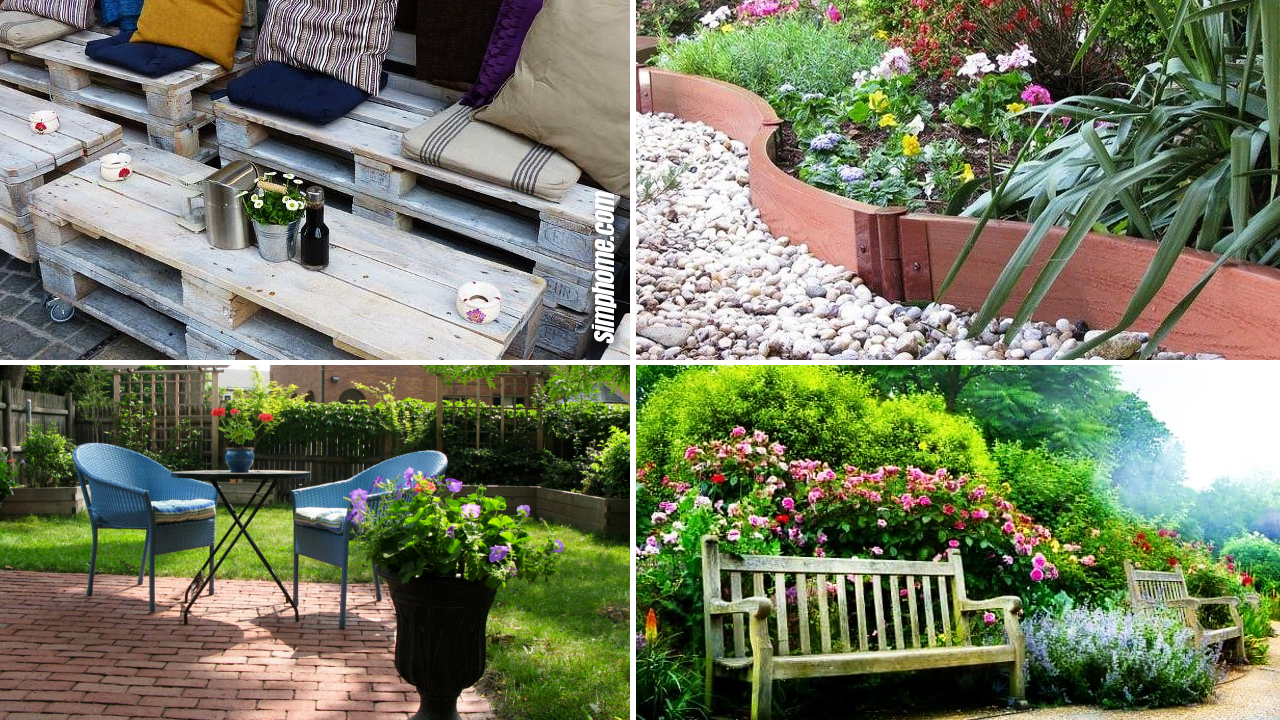 30 Initiatives Of Cheap Backyard Makeover Ideas Simphome