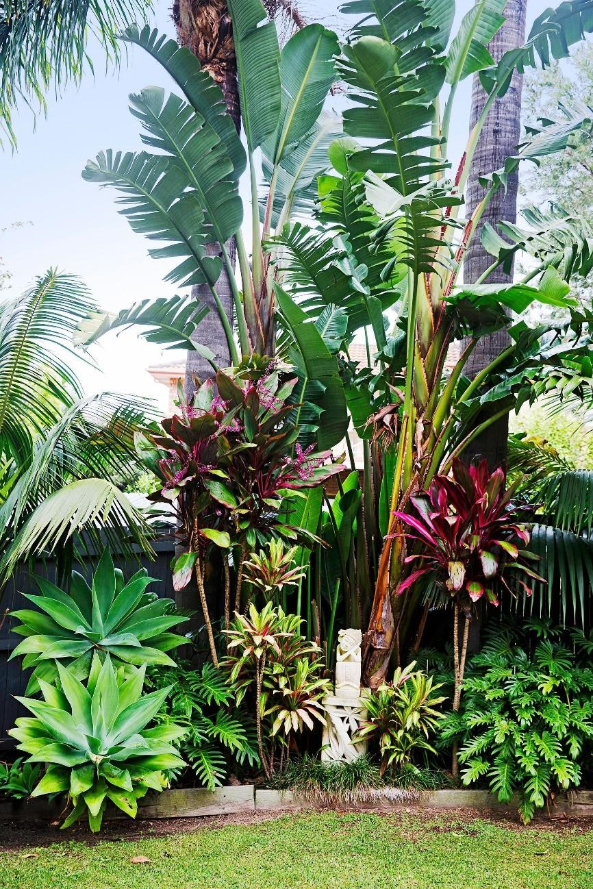 1.SIMPHOME.COM Abundant Layers of Plants
