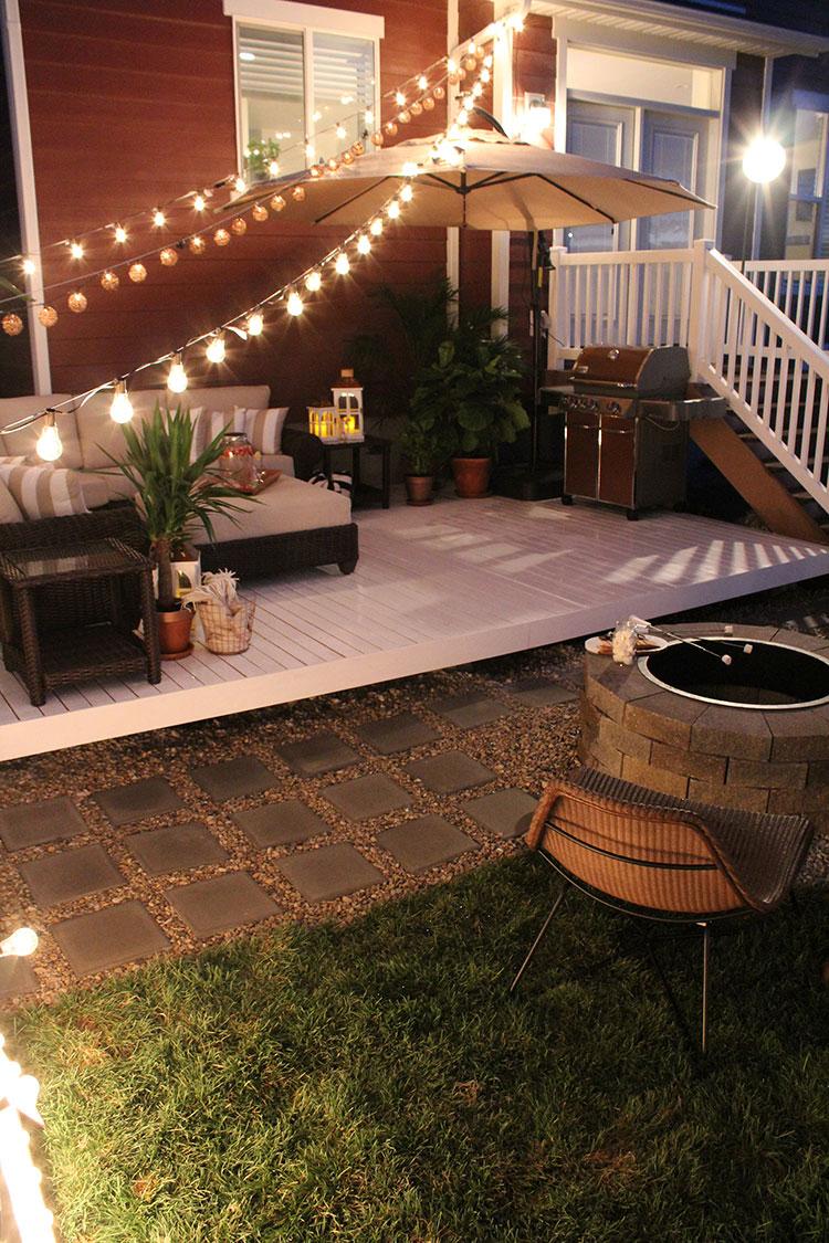 17.SIMPHOME.COM how to build a simple diy deck on a budget