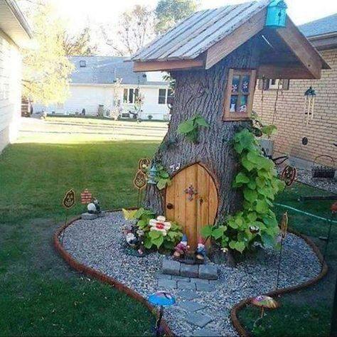 4.SIMPHOME.COM Fairy House