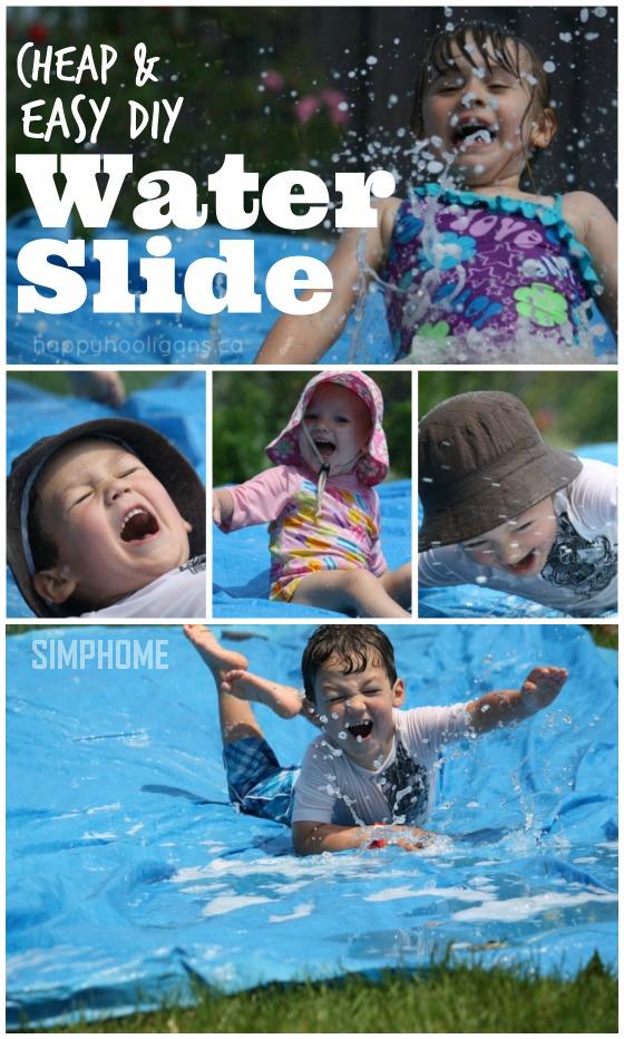 8.SIMPHOME.COM Slip and Slide