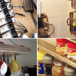 Simphome.com 10 DIY Storage Solution Projects for Small Kitchens Featured Image