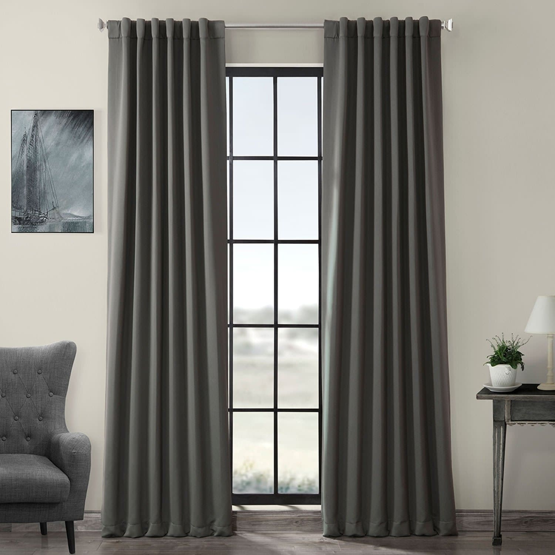 5.Simphome.com Charcoal Grey Window Dressing project ideas