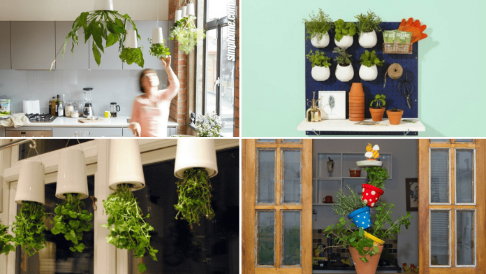10 Diy Potted Herb Garden Ideas Simphome