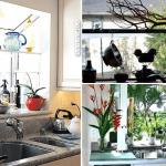 Simphome.com 10 Kitchen Garden Window Ideas