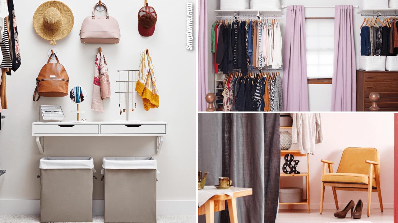 Simphome.com 10 bedroom closet ideas featured image 1