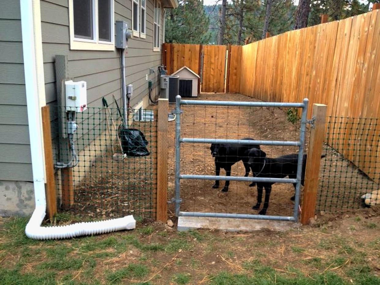 Simphome.com backyard fence ideas cheap all home decor best patio backyard