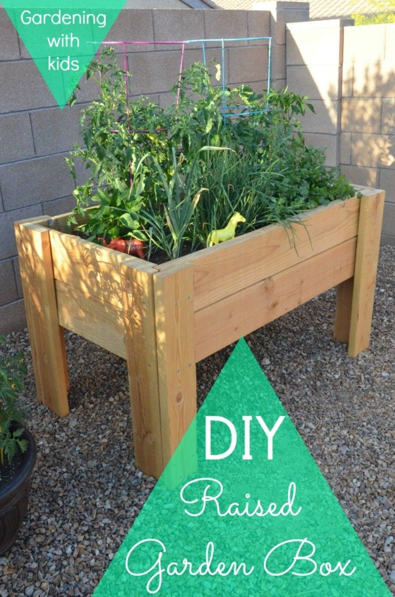 Simphome.com gardening with kids diy raised garden diy projects and ideas pertaining to 10 box garden ideas most of the stylish and also beautiful