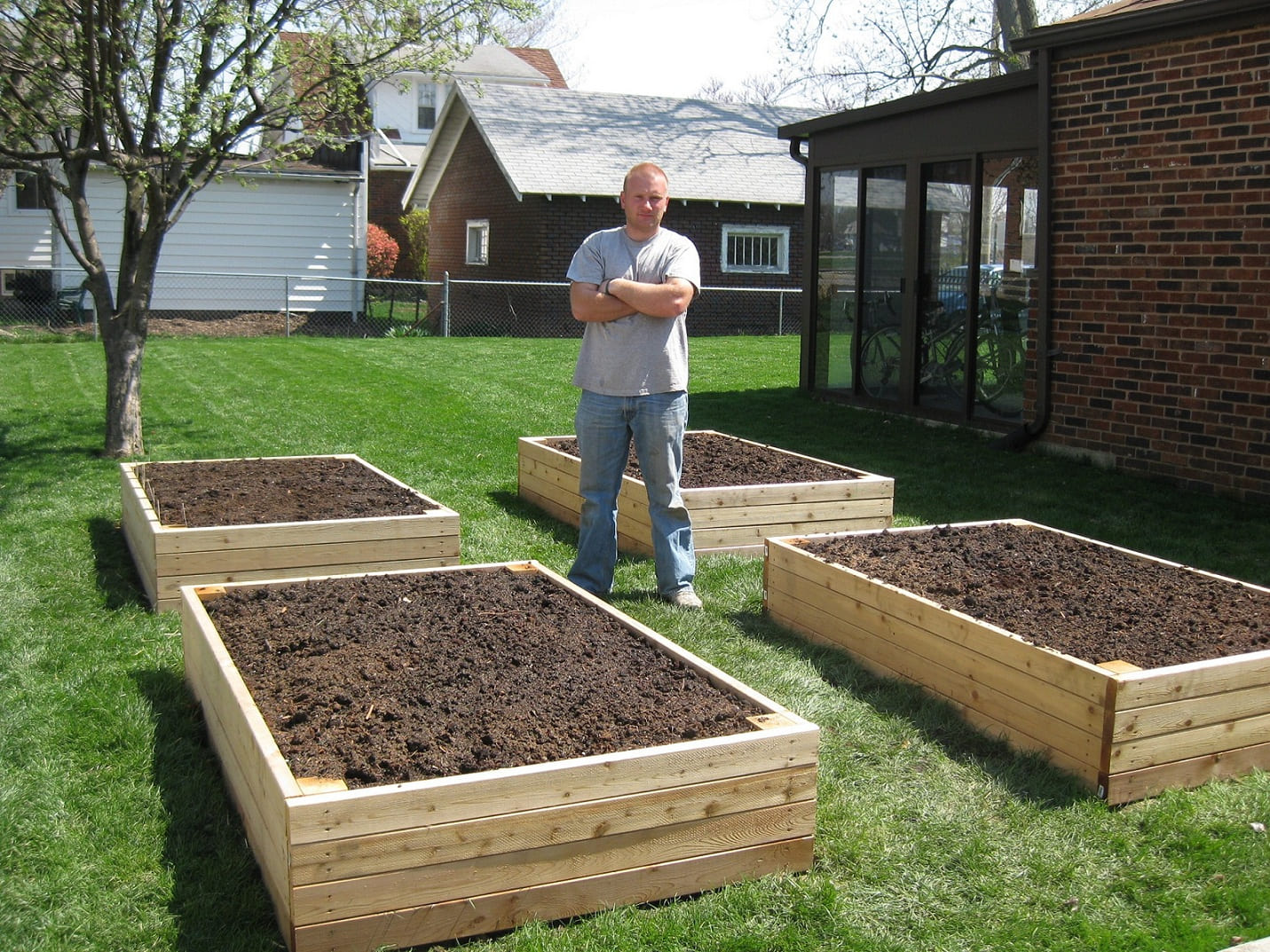 Simphome.com pallet vegetable garden box ideas for design landscaping and intended for box garden ideas Image Source ottan.me
