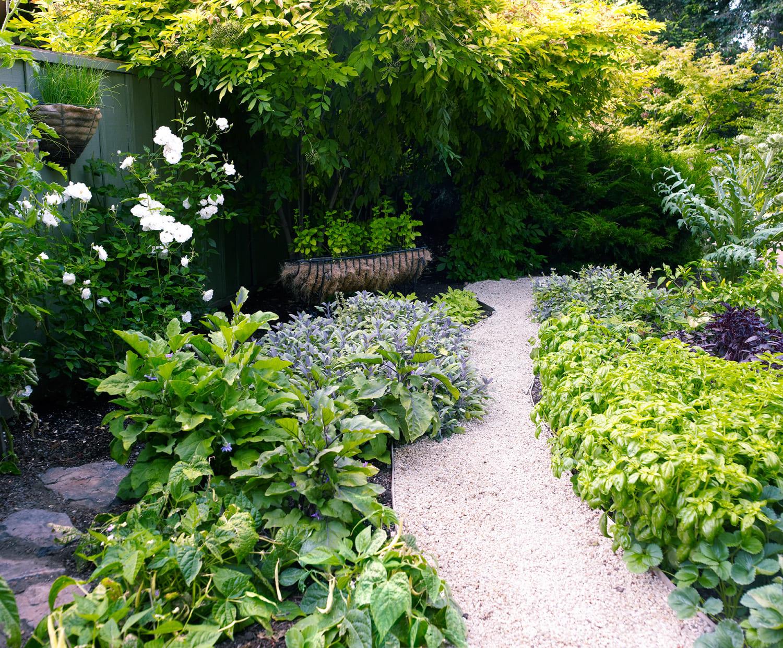 Simphome.com sunset magazine pertaining to edible garden ideas