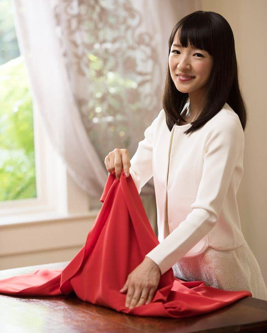 4. Apply Marie Kondo's Folding Technique By Simphome.com 2