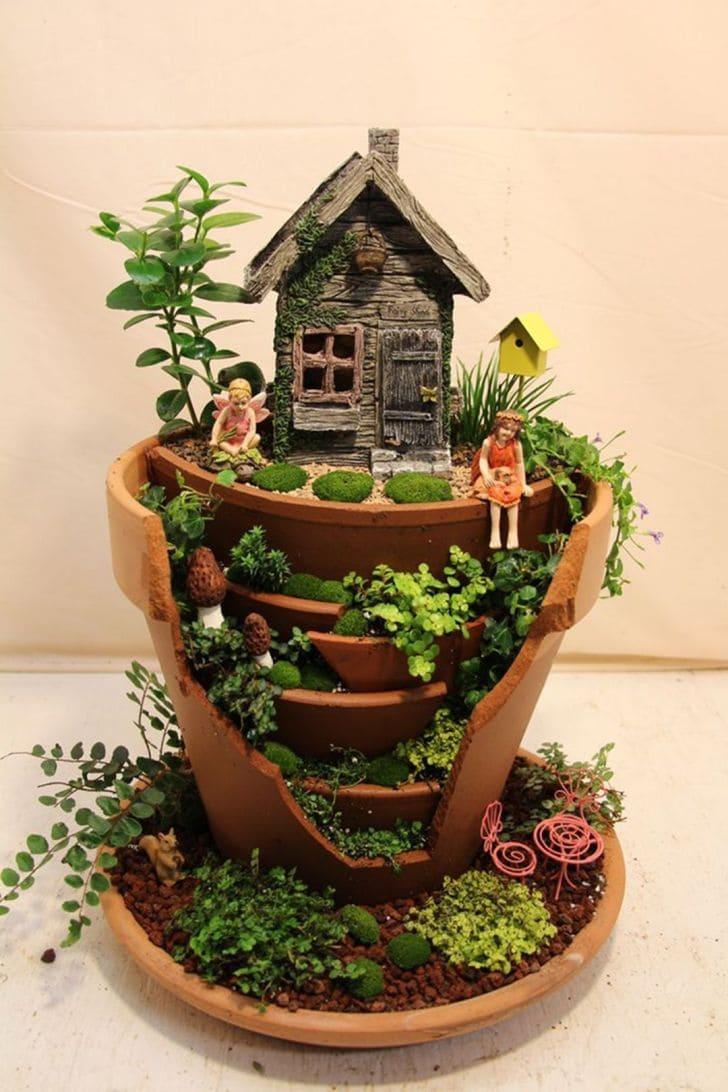 4.Simphome.com Fairy Garden
