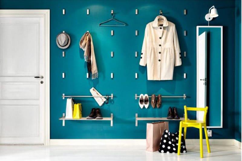4.Simphome.com Wall Turns into Closet