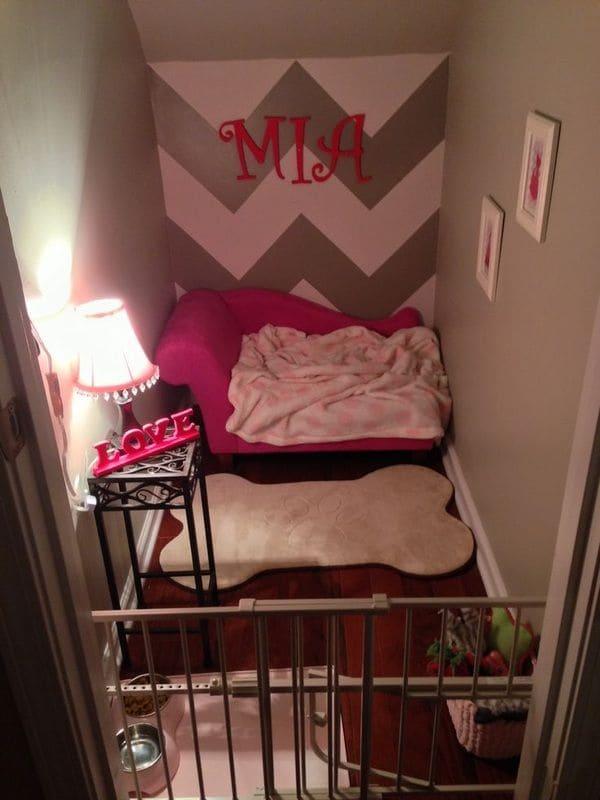 6.Simphome.com Contemporary Dog Bedroom