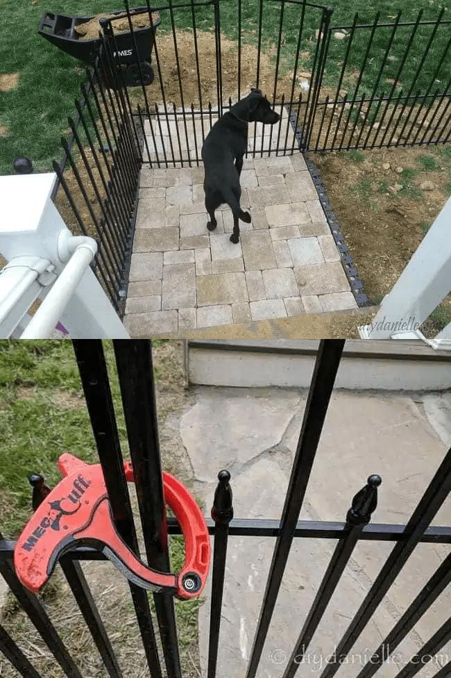 9.Simphome.com No Dig Fence