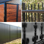 Simphome.com 10 Backyard Fencing Ideas for Dog Featured Image
