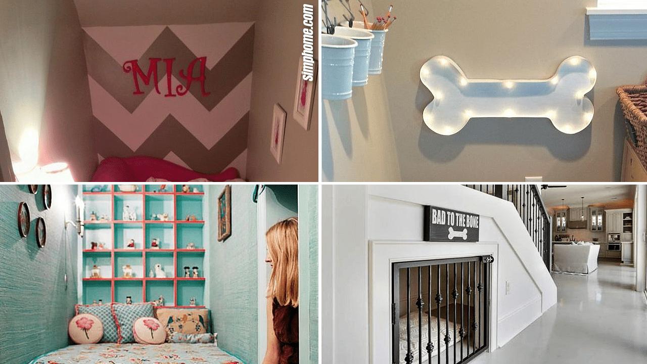 Simphome.com 10 Dog Bedroom Decor Ideas Featured Image