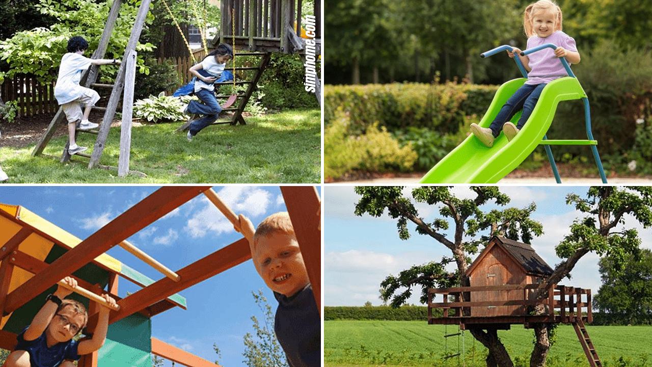 Simphome.com 10 Tricks How to Build Fun Backyard Ideas for Kids Featured Image
